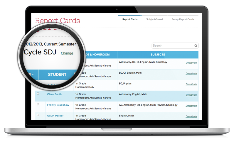 online grade report system Online grade guide:  view and enter failure reports, and view a report that confirms what grades have been submitted.